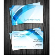 Link toModern abstract style business cards design