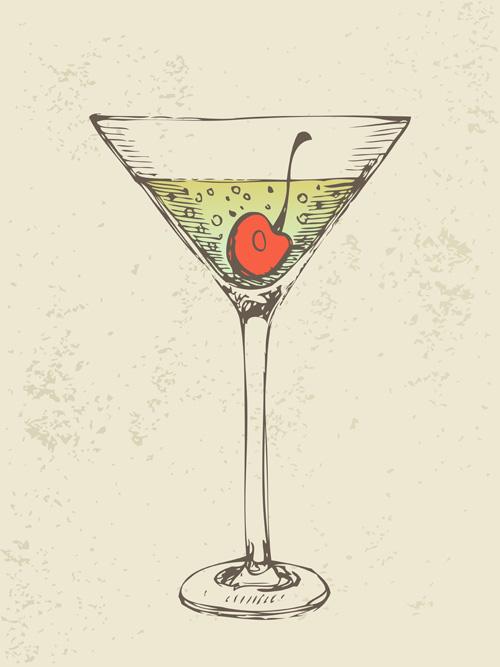 Cocktails Vintage 66
