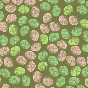 Link toShell textures seamless pattern vector