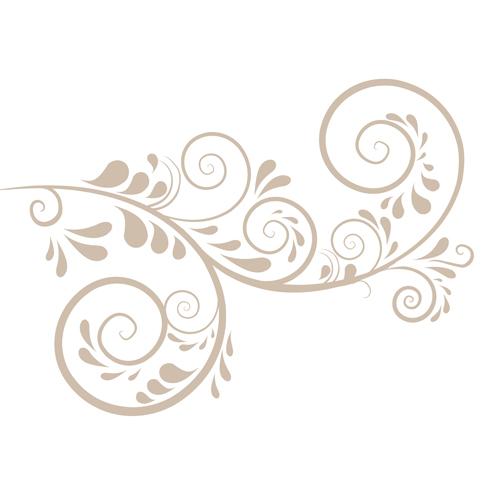 Simple vector floral design vector illustration ? Mr_Vector ...