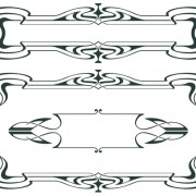 Link toVintage decor borders with frames design vector 03