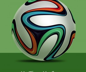 Abstract pattern football psd graphics