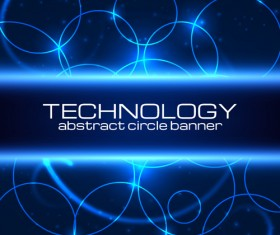 Abstract technology pattern vector background 02