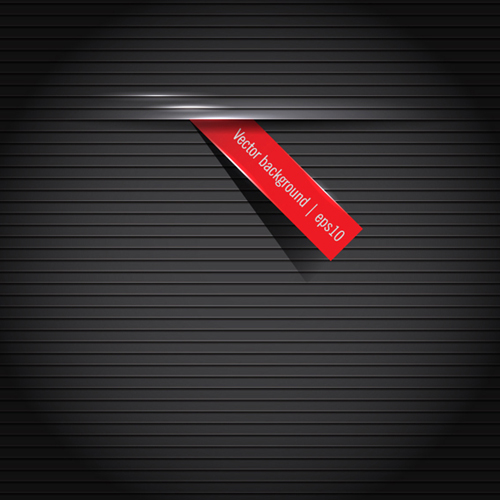Black background and red label vector over millions vectors black background and red label vector toneelgroepblik Images