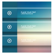 Link toBlurry banner business template background 01