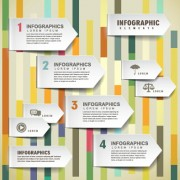 Link toBusiness infographic creative design 1460