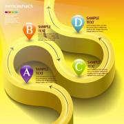 Link toBusiness infographic creative design 1484