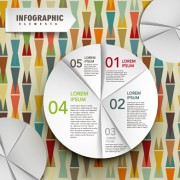 Link toBusiness infographic creative design 1491