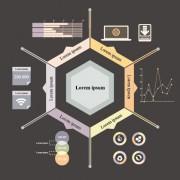 Link toBusiness infographic creative design 1492