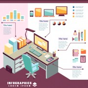 Link toBusiness infographic creative design 1520