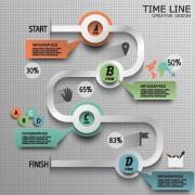 Link toBusiness infographic creative design 1526