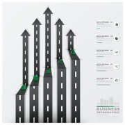 Link toCity street traffic infographic elements vector 07