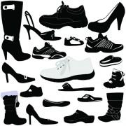 Link toClassic woman shoes design vectors 04