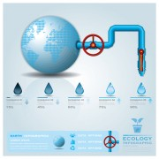 Link toCreative ecology water infographics vector 05