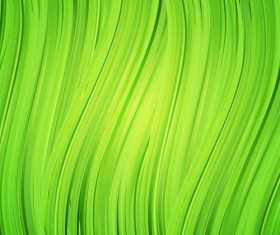 Green dynamic lines vector backgrounds 02