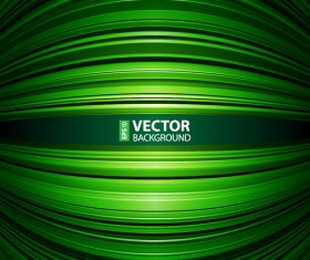 Green dynamic lines vector backgrounds 03