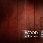 Link toGrunge wooden board vector background set 01