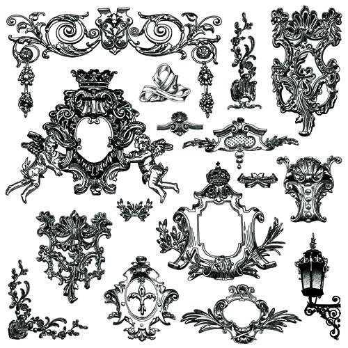 Victorian Graphic Design Elements | www.pixshark.com ...