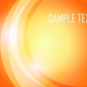 Link toYellow abstract wave background vector