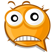 Surprise expression icon