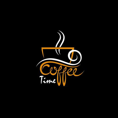 Best logos coffee design vector 02