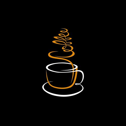 ... logos coffee design vector 03 download name best logos coffee design