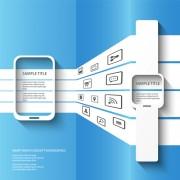 Link toBusiness infographic creative design 1666