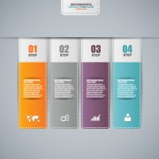 Business infographic creative design 1675