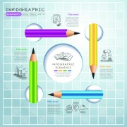 Link toBusiness infographic creative design 1697