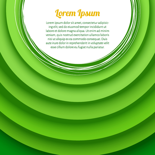 Business background green style design vector 02 over for Green design company