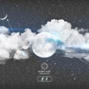 Link toCloud with moon and star photoshop brushes