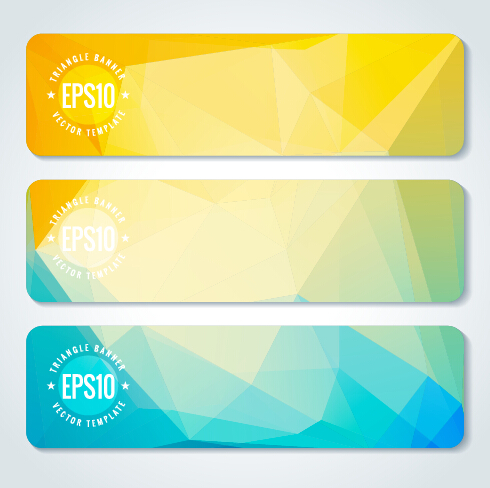Graphic Banners Vector