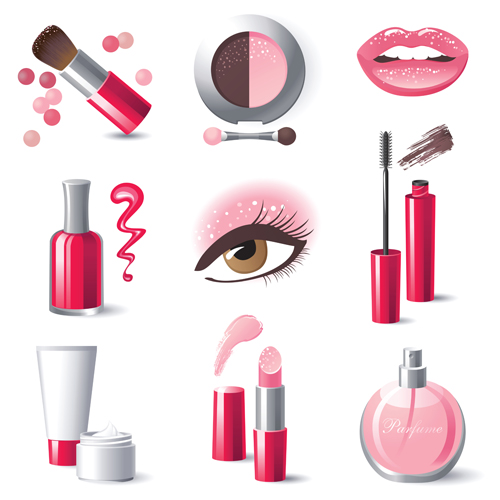 Creative cosmetics and makeup vector icons over millions vectors creative cosmetics and makeup vector icons toneelgroepblik Images