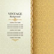 Link toElegant floral vintage backgrounds vector 03