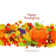 Link toHappy thanksgiving background design vector 01