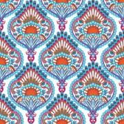 Link toOrnate paisley pattern seamless vector material 01