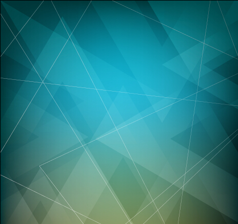 geometric shapes background free vector download