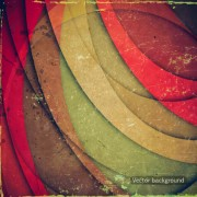 Link toAbstract grunge background retro style vector 05