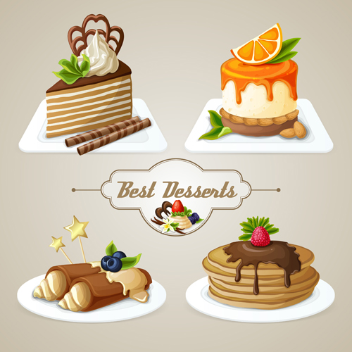 free clipart images desserts - photo #35