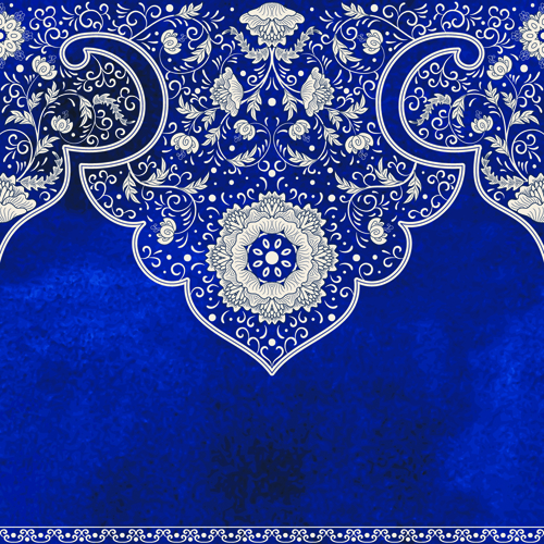Blue decorative ornaments russian style vector 05 over millions blue decorative ornaments russian style vector 05 free download free download toneelgroepblik Choice Image