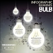 Link toBusiness infographic creative design 1727