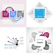 Link toBusiness infographic creative design 1734