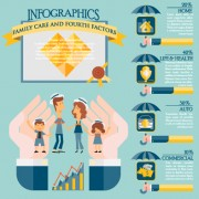 Link toBusiness infographic creative design 1778