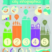 Link toBusiness infographic creative design 1784