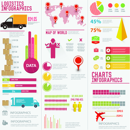 infographic ideas » infographic powerpoint template free download, Modern powerpoint