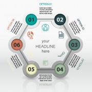 Link toBusiness infographic creative design 1792