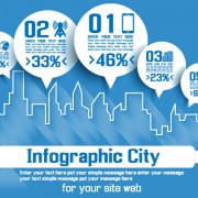 Link toBusiness infographic creative design 1917
