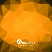 Link toGloss geometric polygonal vector background art 02
