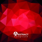 Link toGloss geometric polygonal vector background art 04