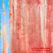 Link toOld wood boards textures vector background set 04